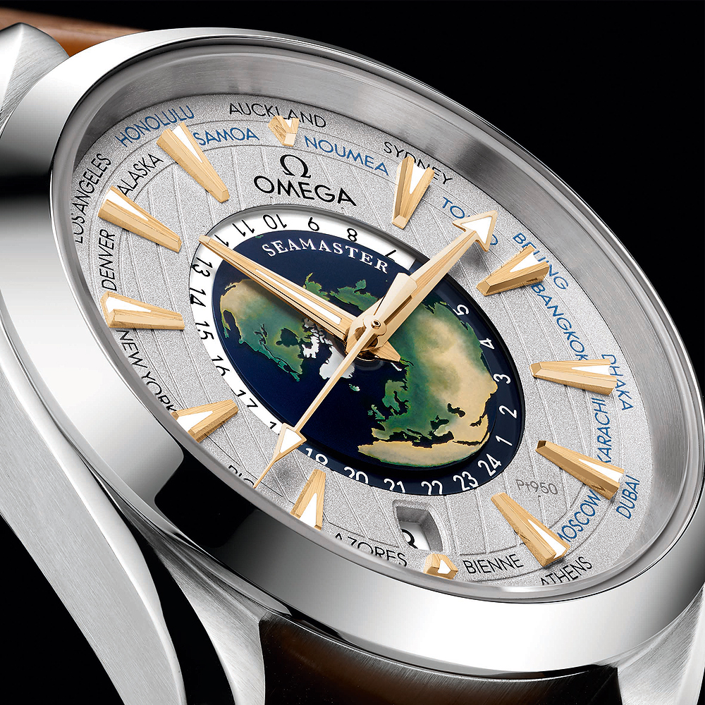 Luxury Omega Seamaster Aqua Terra replica watches sale