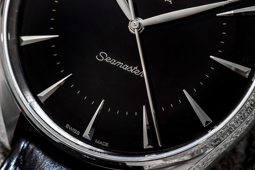 Men's fake Omega Constellation watches with high quality