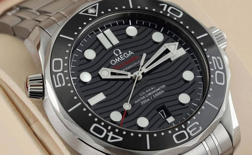 Reviewing of Top New Omega Seamaster Diver 300m Co-Axial Master Chronometer Replica Watches