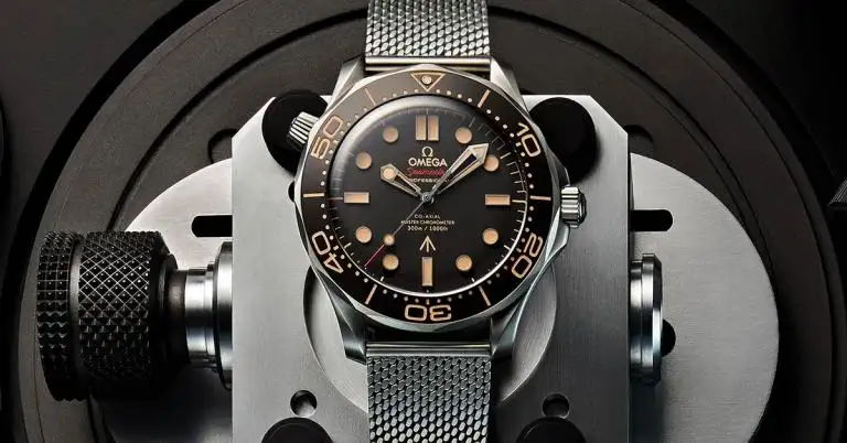 Best Omega Seamaster Diver 300M 007 Edition Replica Watches Review