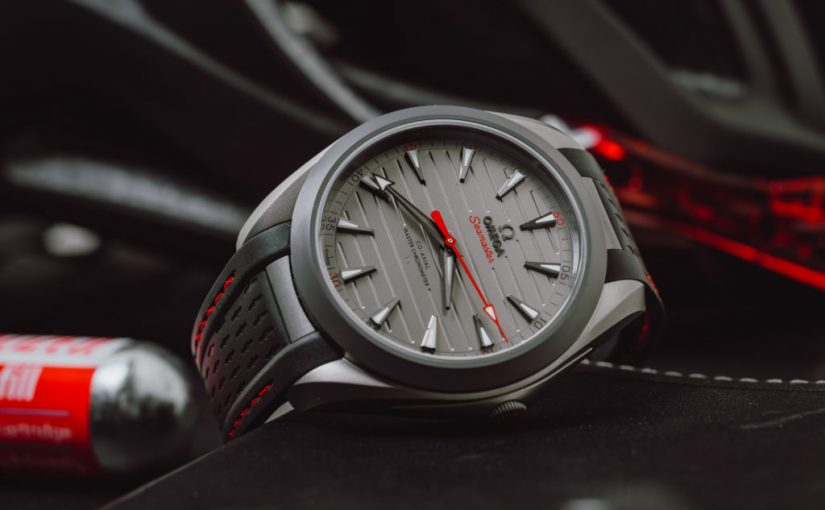 Reviewing of Cheap Omega Gamma Titanium Seamaster Aqua Terra Ultra Light Replica Watches
