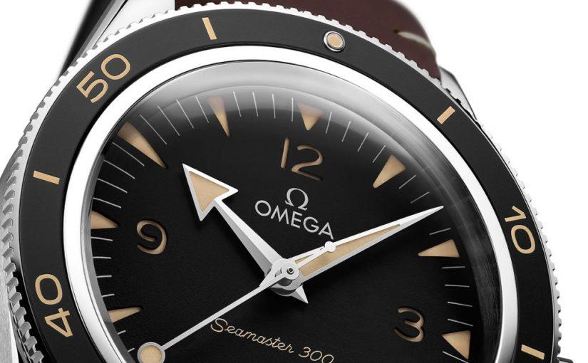 Bronze Breakthrough:Luxury New Omega Seamaster 300 Replica Watches