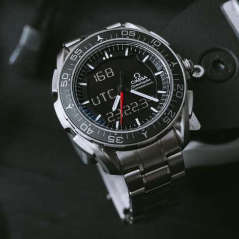 High Quatily Omega Speedmaster X-33 Replica Watches