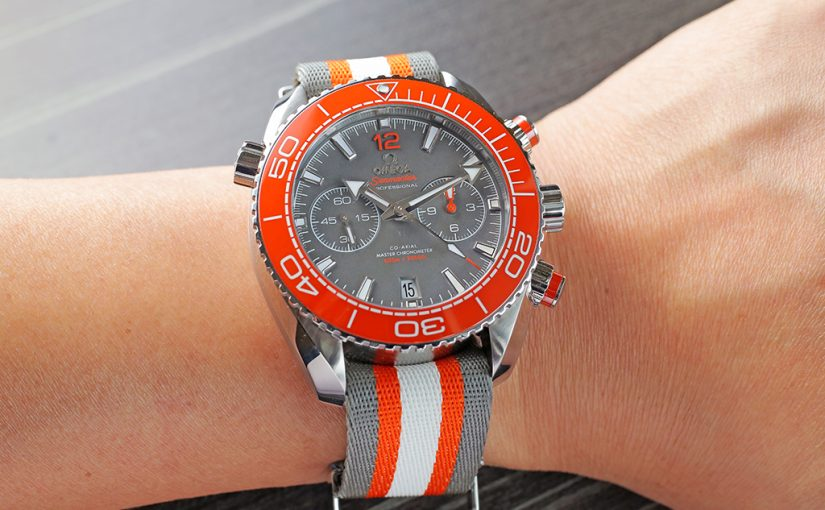 About Omega Seamaster Planet Ocean Chronograph Replica Watches